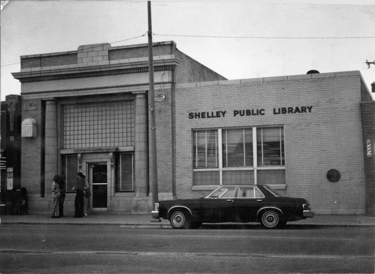 Shelley Public Library