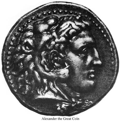 Alexander the Great Coin