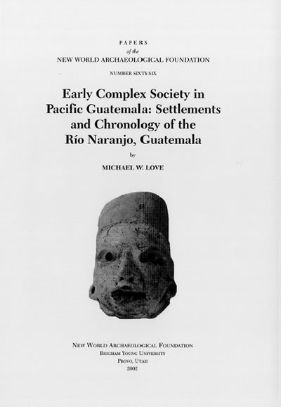 Early Complex Society in Pacific Guatemala