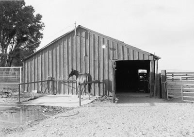 Grayson Ranch Barn