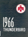 1966 Thunderbird Yearbook