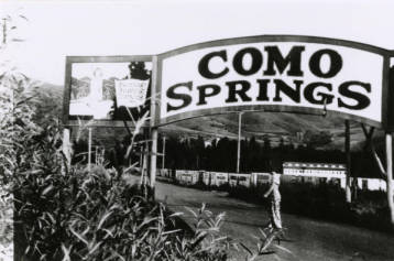 1940 Como Springs Resort