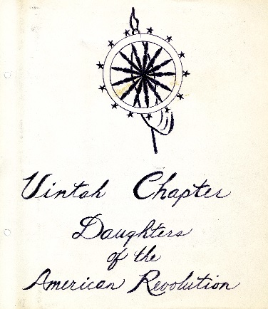 Uintah Chapter, Daughters of the American Revolution, archives