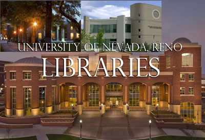 University of Nevada, Reno, Libraries