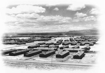 Japanese American WWII Internment Camp