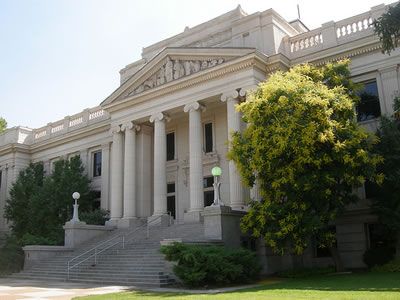 Provo City County Building