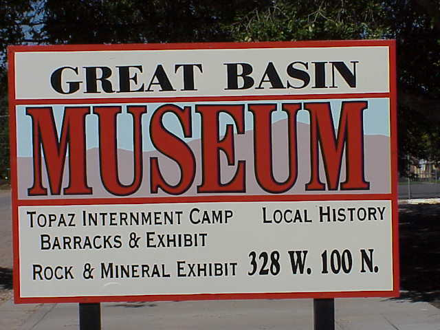 Great Basin Museum