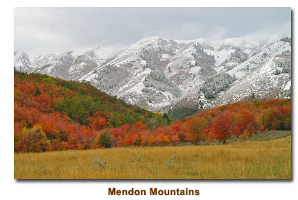 Mendon Mountains
